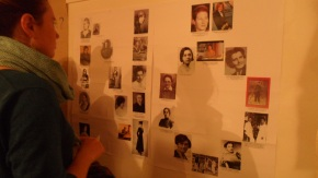 Feminism in Hungary- Exhibition opening inpictures