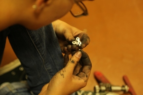 Photos from Bike Repair Workshop for Grrrls