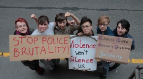Radical Queer Affinity Collective in Solidarity with TurkishProtesters
