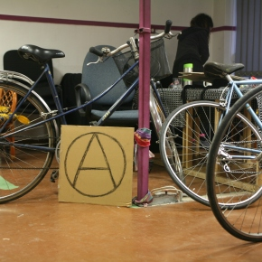 Photos from Bike Repair Workshop for Grrrls and Bike Smut Film Preview