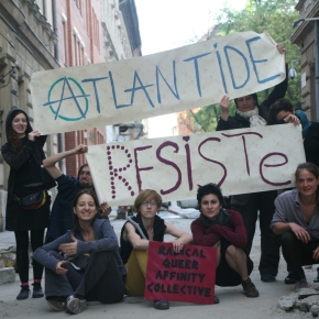 Solidarity with Atlantide