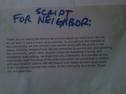 script neighbour
